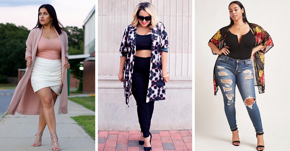 10 geniales outfits para primavera si eres chica curvy