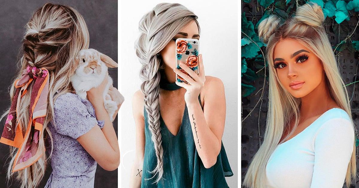 20 Peinados que te harán ver perfecta en tus redes sociales