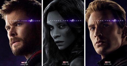Pósters de 'Avengers: Endgame' revelan a todos los héroes caídos; son más de los que creías