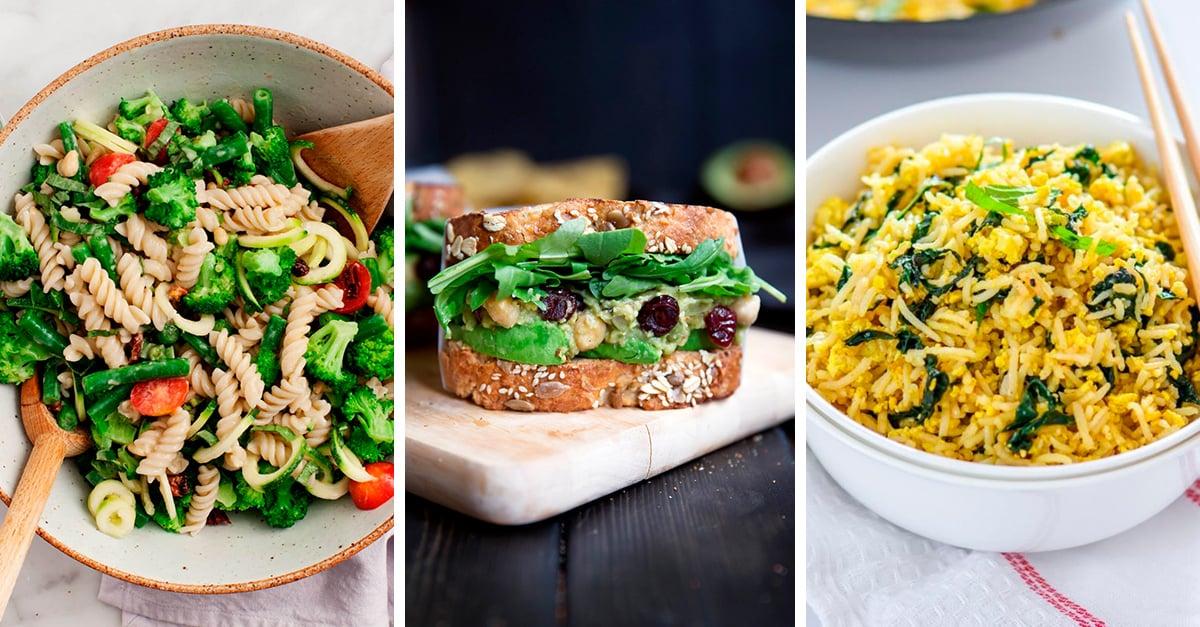 17 recetas saludables que pueden hacer en 20 minutos para cenar