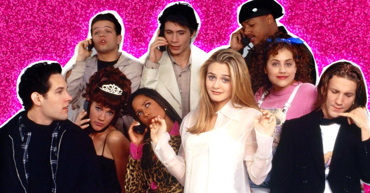 'Clueless' volvió y los actores se reunieron 24 años después de su estreno