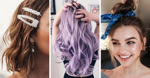 Estas son las tendencias de cabello que serán tendencia en 2019
