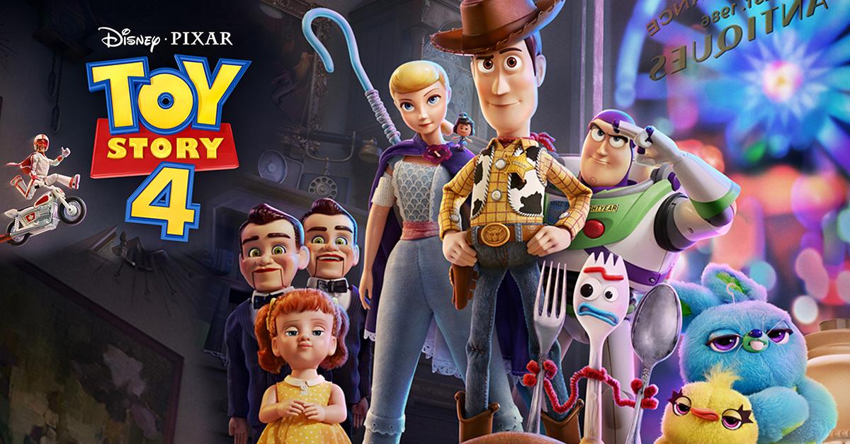 Prepara tus palomitas porque ya está aquí el nuevo tráiler de Toy Story 4