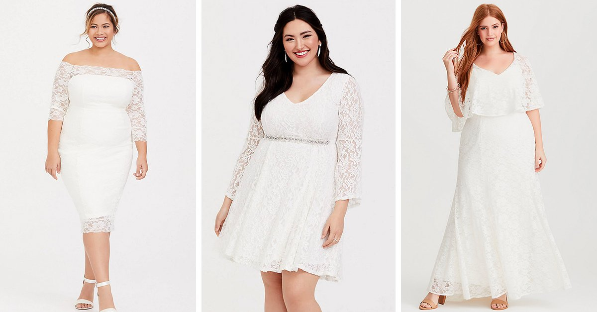 Lanzan colección de vestidos de novia para chicasplus size