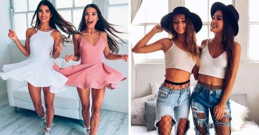 20 Outfits para combinar con tu mejor amiga y verse glamurosas