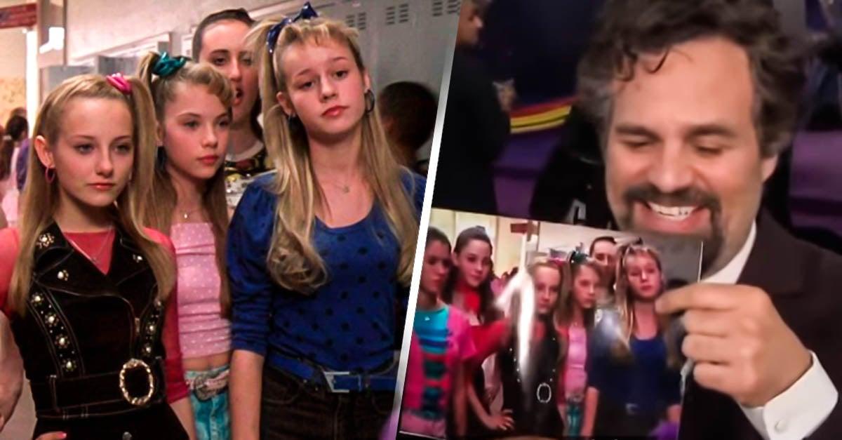Portada Marc Ruffalo se entrea que Brie Larson aparece en 'Si tuviera 30'