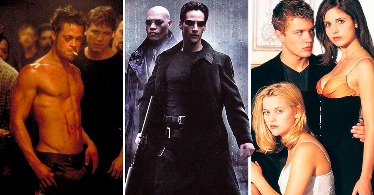 Portada 15 películas que cumplen 20 años en 2019 y explican nuestra nostalgia por los 90