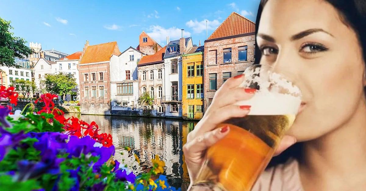 COVER Compañía ofrece mil dólares por viajar a Bélgica y tomar cerveza