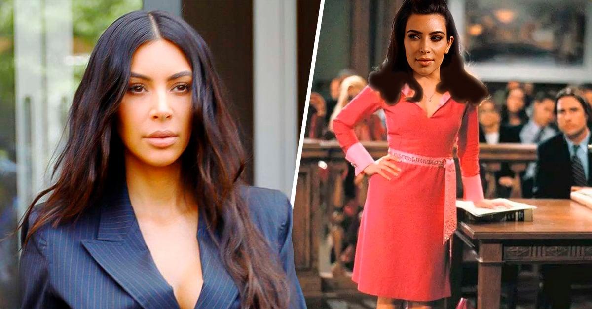 Portada Kim Kardashian estudia derecho