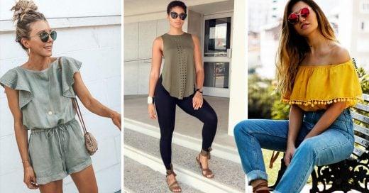 Portada Las prendas más ligeras que podrás usar en los días de mucho sol