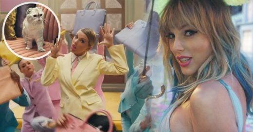 COVER Nuevo video de Taylor Swift