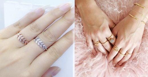 COVER Significado de cada anillo dependiendo el dedo en que lo usas