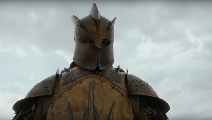 Personajes de Game of Thrones, Gregor Clegane, La Montaña