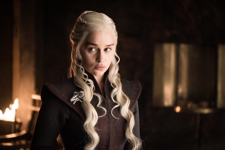 Personajes de Game of Thrones, Daenerys Targaryen interpretada por Emilia Clarke