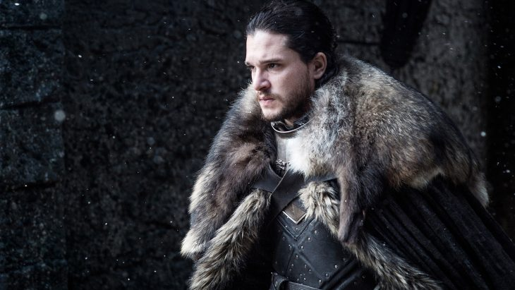 Personajes de Game of Thrones, Jon Snow interpretado por Kit Harington