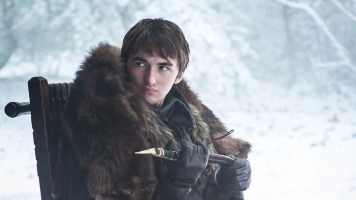 Personajes de Game of Thrones, Bran Stark interpretado por Isaac Hempstead-Wright