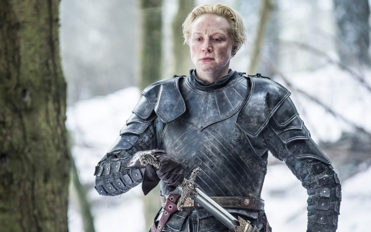 Personajes de Game of Thrones, Brienne de Tarth interpretada por Gwendoline Christie