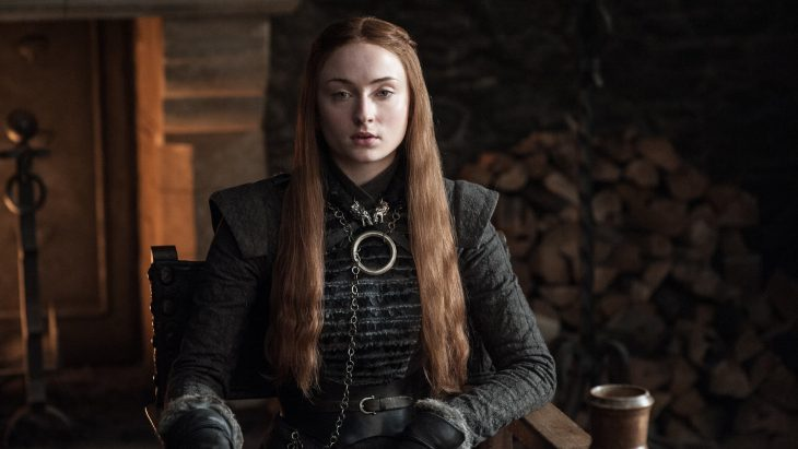 Personajes de Game of Thrones, Sansa Stark interpretada por Sophie Turner