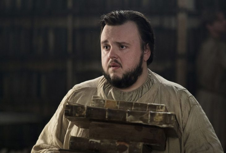 Personajes de Game of Thrones, Samwell Tarly interpretado por John Bradley-West