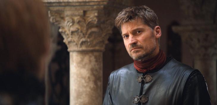 Personajes de Game of Thrones, Jamie Lannister interpretado por Nikolaj Coster