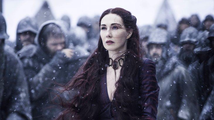 Personajes de Game of Thrones, Melisandre interpretada por Carice van Houten