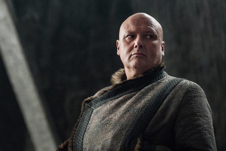Personajes de Game of Thrones, Lord Varys interpretado por Conleth Hill