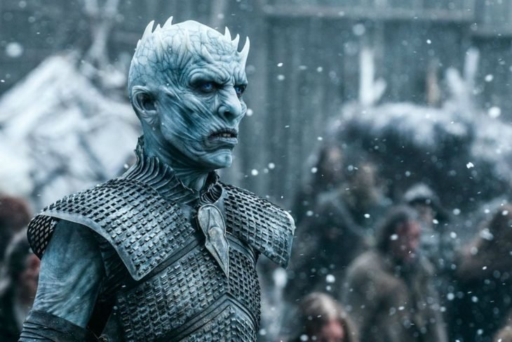 Personajes de Game of Thrones, El rey de la noche interpretado por Vladimir Furdik y Richard Brake