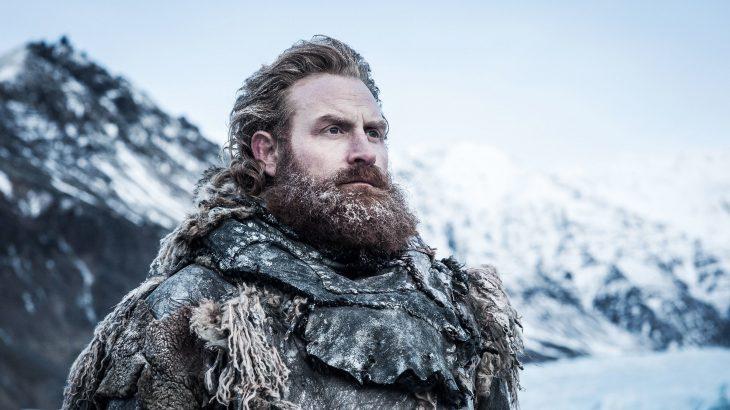 Personajes de Game of Thrones, Tormund Giantsbane interpretado por Kristofer Hivju