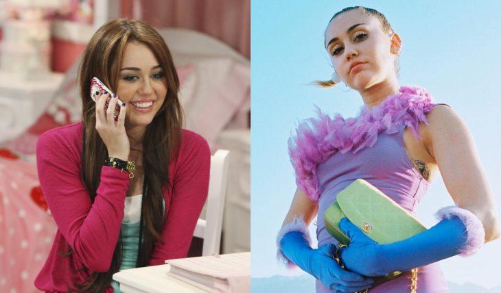 Elenco de serie Hannah Montana antes y ahora, Miley Stewart interpretada por cantante Miley Cyrus