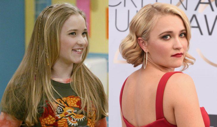Elenco de serie Hannah Montana antes y ahora, Lilly Truscott interpretada por actriz Emily Osment