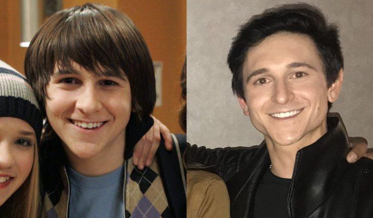 Elenco de serie Hannah Montana antes y ahora, Oliver Oken interpretado por el actor Mitchel Musso