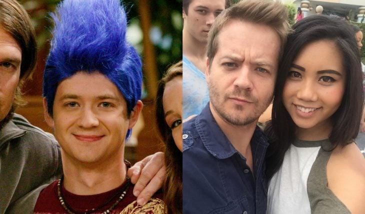 Elenco de serie Hannah Montana antes y ahora, Jackson Stewart interpretado por el actor y comediante Jason Earles