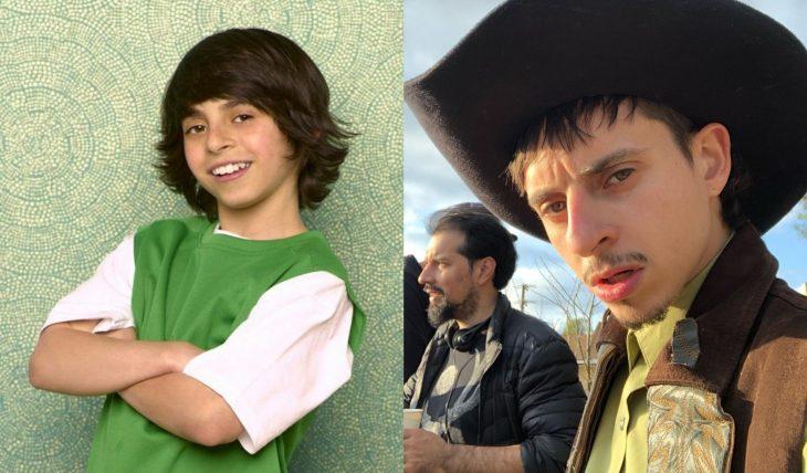 Elenco de serie Hannah Montana antes y ahora, Rico Suave interpretado por el actor y fotógrafo colombiano Mosiés Arias