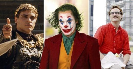 Cover Personajes de Joaquin Phoenix que lo convierten en elJokerperfecto