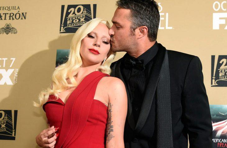 Lady Gaga y Taylor Kinney comprometidos planeando su boda