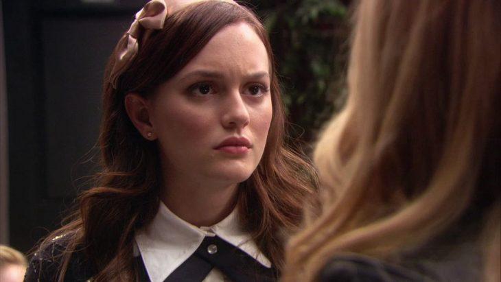 Estudio revela que mujeres enojonas tienen mejor salud, Blair Waldorf de la serie Gossip Girls interpretada por Leighton Meester
