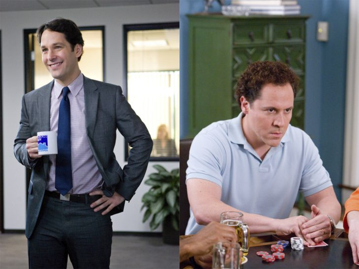 Escena I love you, Men en la que aparecen Paul Rudd y Jon Favreau