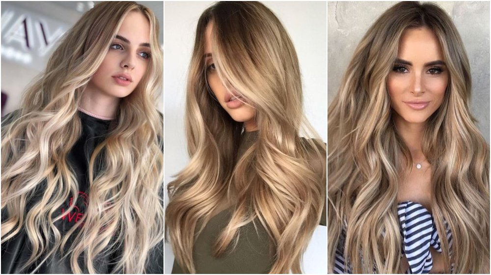 Color de cabello para una piel clara