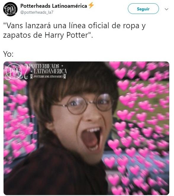 Niño sorprendido con la boca abierta, escena de la película Harry Potter y la piedra filosofal, Daniel Radcliffe, Harry Potter