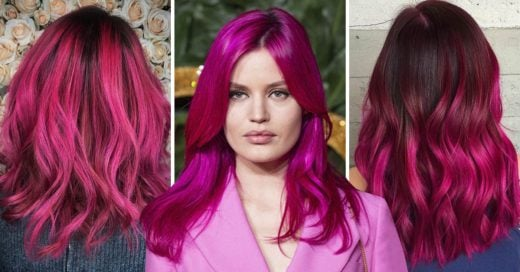Cover Bold Pink la nueva tendencia en rosas para tu melena
