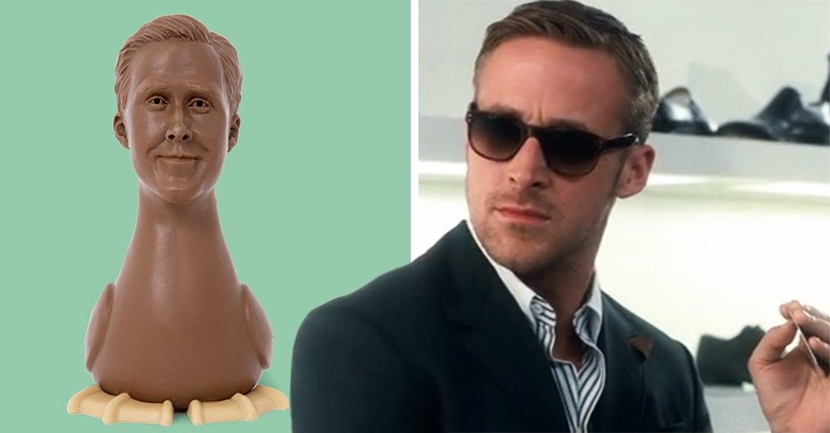 Chocolates de Ryan Gosling