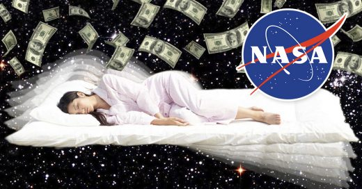 Cover La NASA pagará miles de dólares a mujeres por quedarse acostadas por 2 meses