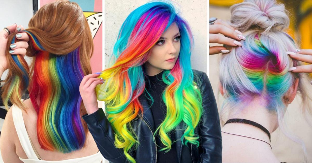 Cover Estilos de cabello para encontrar el tesoro al final del arcoíris