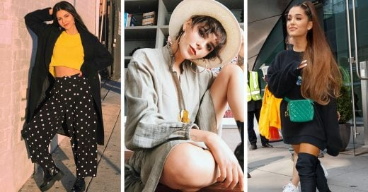 15 Famosas que te inspirarán a vestir ropa 'oversized'