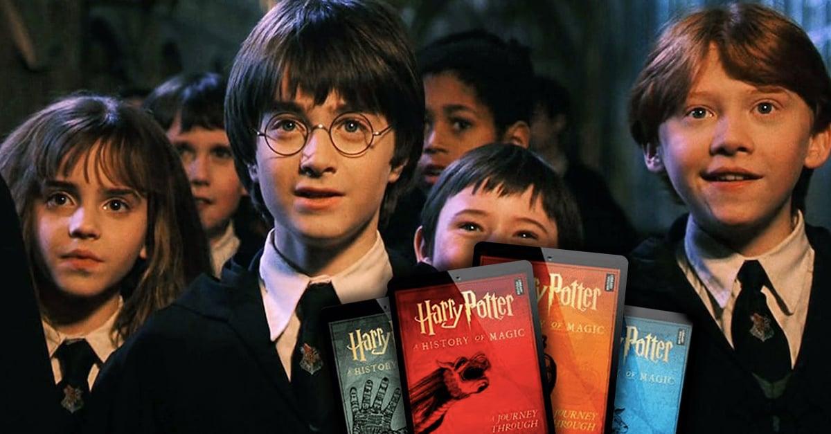 J.K. Rowling confirma que habrá 4 nuevos libros de Harry Potter