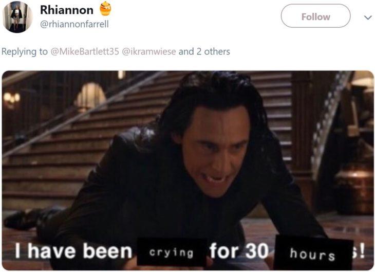 Papá comparte en Twitter que su hijo lloró hasta dormirse abrazado de sus juguetes de Iron Man después de ver la muerte de Tony Stark en Avengers: Endgame; meme de Loki, Tom Hiddleston