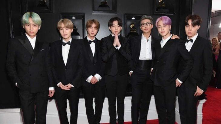 Banda de kpop surcoreana, BTS, por quinta vez en los primeros lugares de Billboard