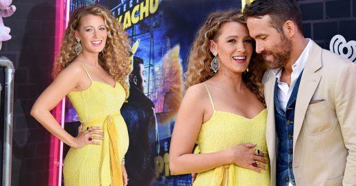 Blake Lively y Ryan Reynolds esperan su tercer hijo