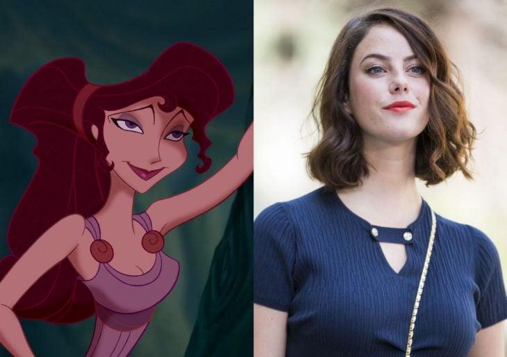 Versión live action de película de Disney, Hércules; actriz de Skins, Kaya Scodelario como Megara