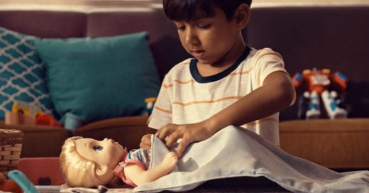 Campaña para promover paternidad responsable: Hasbro